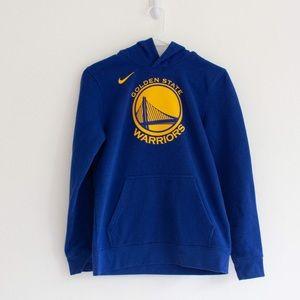 Boys Golden State Warriors Sweatshirt